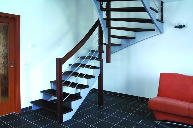 Saddle Staircases
