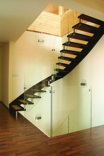 Pin staircases